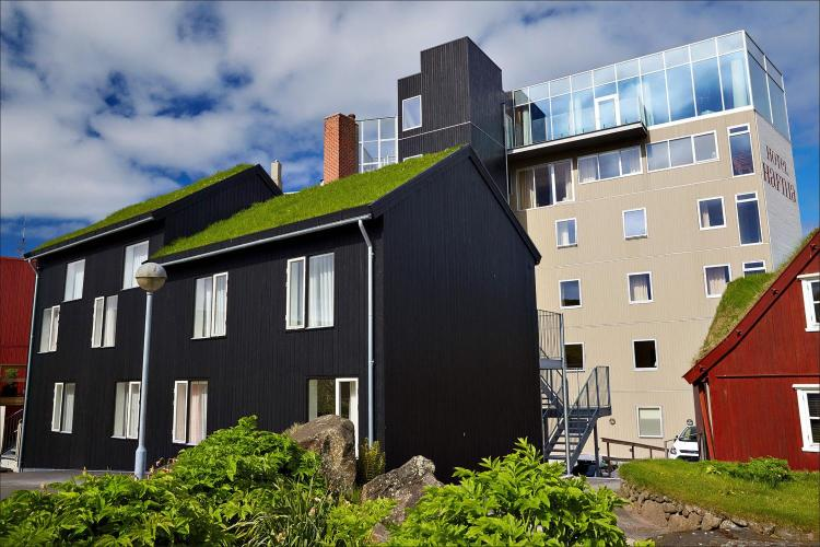 Hotel Hafnia 4-10, Áarvegur P.O Box 107, FO-110 Tórshavn, Faroe Islands.