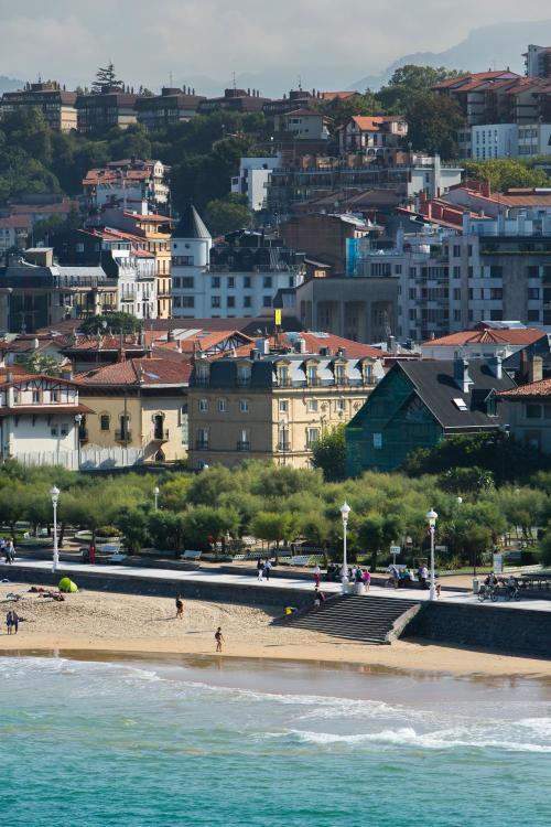 Calle de la Infanta Cristina 1-3, 20008, San Sebastián, Spain.