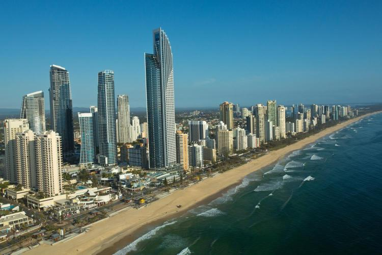 8 The Esplanade, Surfers Paradise QLD 4217, Australia.