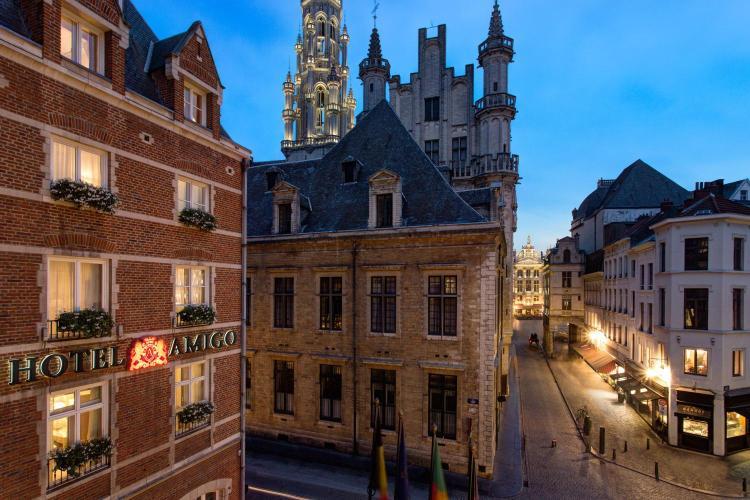 Rue de l'Amigo, 1000 Brussels, Belgium.