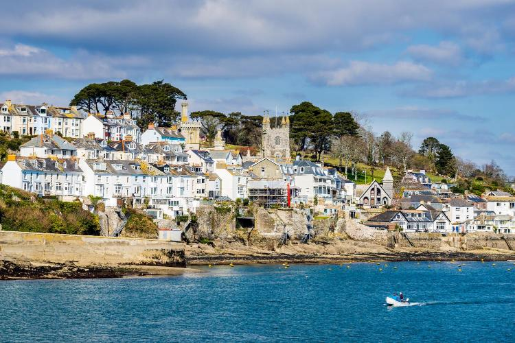 Town Quay, Fowey, PL23 1AT, England.