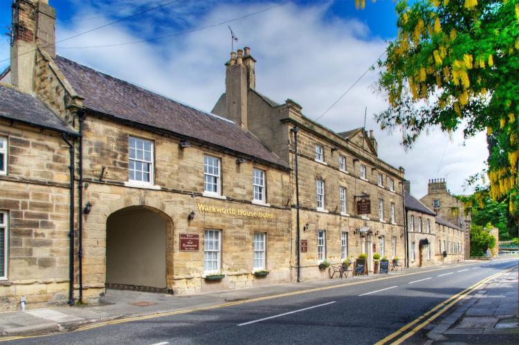 16 Bridge Street, Warkworth, Northumberland, NE65 0XB, England.