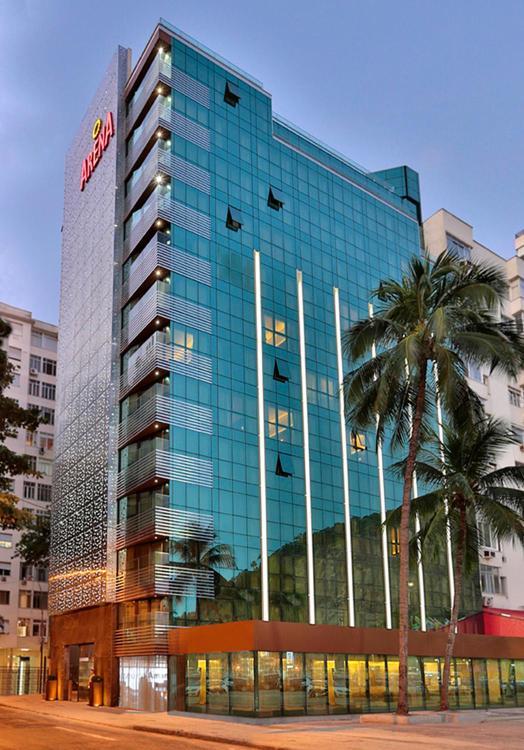Avenida Atlantica 324, Leme, Rio de Janeiro 22010-000, Brazil.