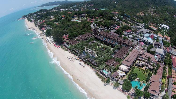 128/75-76 Moo 3, T. Maret, Koh Samui, Suratthani Lamai Beach, 84310, Thailand.