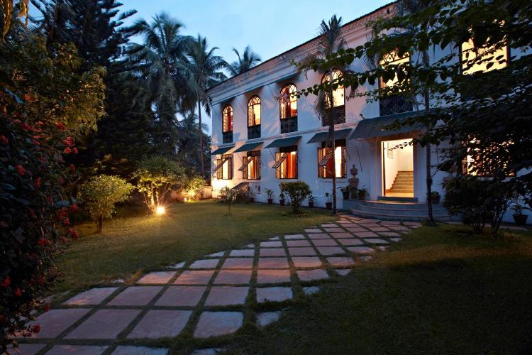 Wadi, Siolim, Goa, India.
