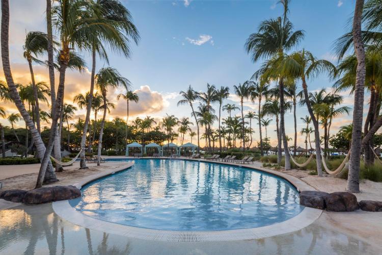 81 J.E. Irausquin Boulvard, Palm Beach, Aruba.