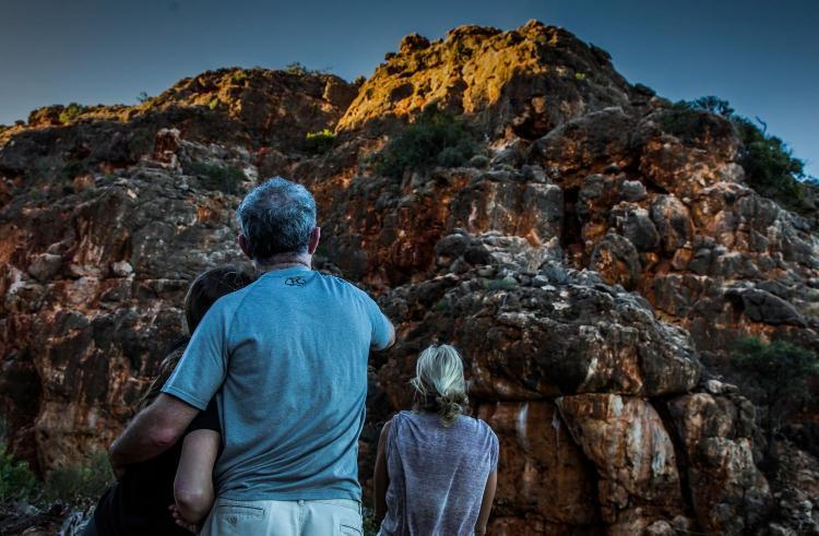 Sal Salis, Cape Range National Park, Western Australia.