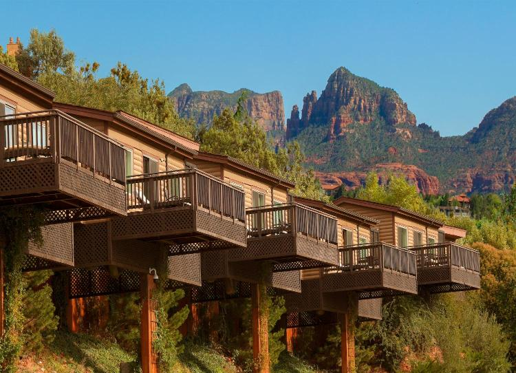 301 L'Auberge Lane, Sedona, Arizona 86336, United States.
