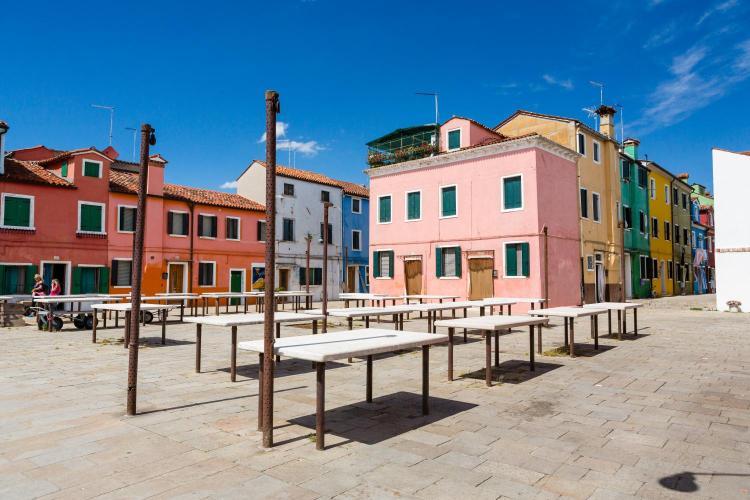 Fondamenta Santa Caterina 3, Mazzorbo, Venice VE, Italy.