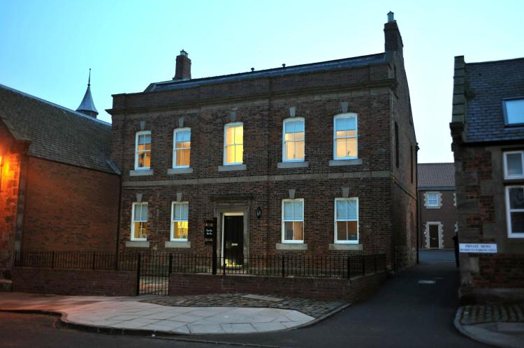 61 Church Street, Berwick-upon-Tweed, Northumberland  TD15 EE, England.