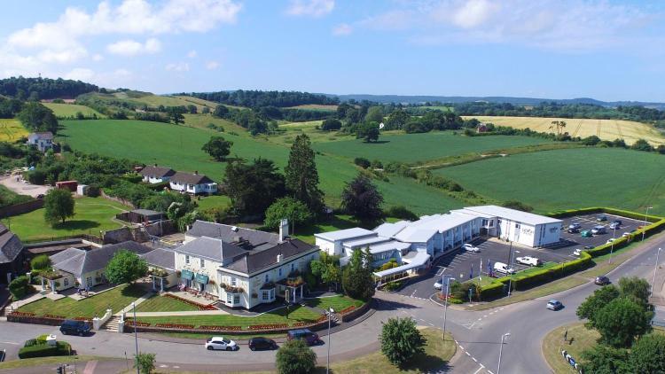 Matford, Exeter, Devon, EX2 8XU, England.