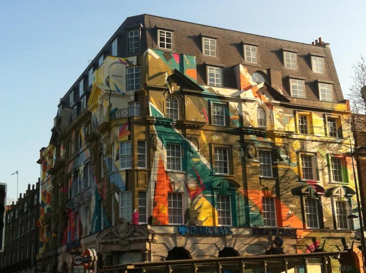 Belgrove Street, Kings Cross, London WC1H 8AB, England.