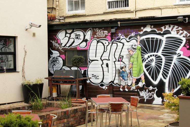 Exchange Avenue, off St Nicholas Street, Bristol, BS1 1UB, England.