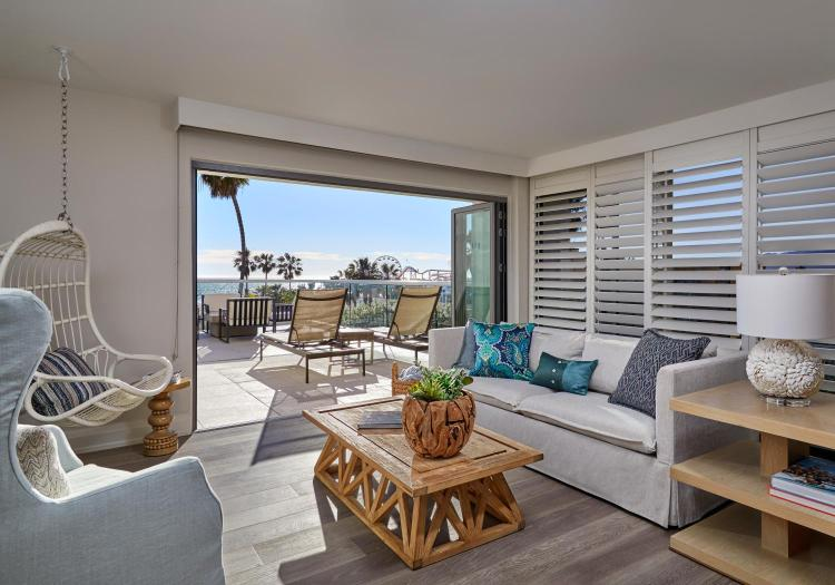 1700 Ocean Avenue Santa Monica, California, 90401, United States.