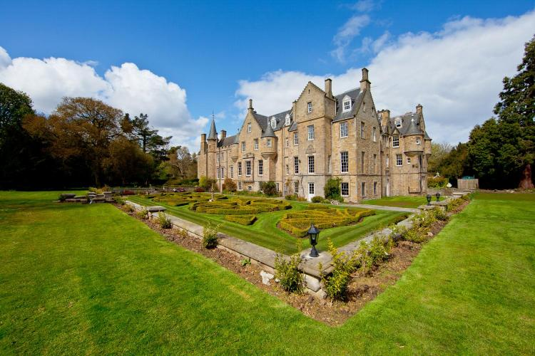 Carberry Tower Mansion House, Carberry Tower Estate, Musselburgh EH21 8PY, Scotland.