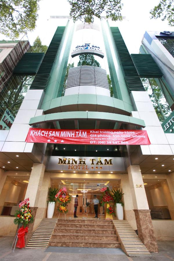 Minh Tam Hotel & Spa 3/2, Ho Chi Minh City Best Places to Stay