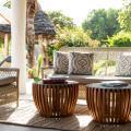 Chuini Zanzibar Beach Lodge -صور الفندق والغرفة
