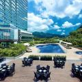 Hyatt Regency Hong Kong, Sha Tin - hotel a pokoj fotografie