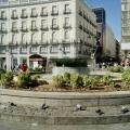 OH Madrid Sol - fotos do hotel e o quarto