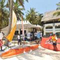 Southern Palms Beach Resort - fotos do hotel e o quarto