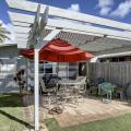 Makaha Beach Cottage - kamer en hotel foto's