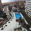 Vacaciones frente al mar - hotel a pokoj fotografie