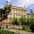 Palace Hotel Zagreb - kamer en hotel foto's