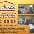 Hotel Villa de San Nicolás - szálloda és szoba-fotók