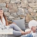 Mykonos Princess Hotel - Preferred Hotels & Resorts - otel ve Oda fotoğrafları