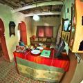 Palmeraie Guest House - fotos do hotel e o quarto
