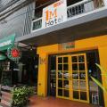 1m hotel - zdjęcia hotelu i pokoju