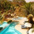 Les Flamboyants - hotellet bilder