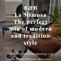 B&B La Mimosa - фотографии гостиницы и номеров