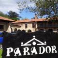 Parador de Santillana del Mar - fotos do hotel e o quarto