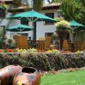 Mansion del Cupatitzio - hotellet bilder