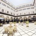 El Minzah Hotel - fotos do hotel e o quarto