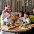Mövenpick Hotel Tahlia Jeddah - foto dell'hotel e della camera