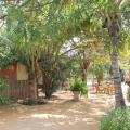 Lampsar Lodge - fotos do hotel e o quarto