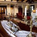 Lazareto Hotel - fotos do hotel e o quarto