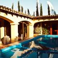 Pikes Ibiza - fotos do hotel e o quarto