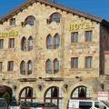Hotel Las Ruedas - foto hotel dan kamar