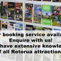 Rotorua City Homestay -صور الفندق والغرفة