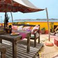 La Maison Abaka - fotos do hotel e o quarto