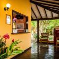 Pousada Corsario Paraty - fotos do hotel e o quarto