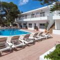 Hostal Es Pi - Formentera Vacaciones - fotos do hotel e o quarto
