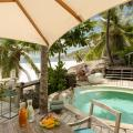 North Island Seychelles - hotel and room photos