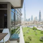 DHH - Best Option for 1BR in Down Town South Ridge 4 Partial Burj Khalifa View - thumbnail 12