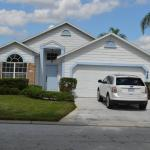 Lovely Vacation Rental Home Close to Disney 4 Bdrm Private Pool Free Internet Kissimmee Florida