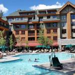 Marriott Grand Residence #2241 - Pool view - South Lake Tahoe