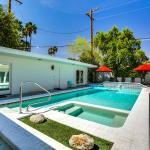 Palm Springs Pool Home